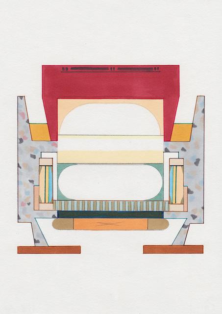 Amba Sayal-Bennett, 'Rosling', 2015, LUNDGREN GALLERY