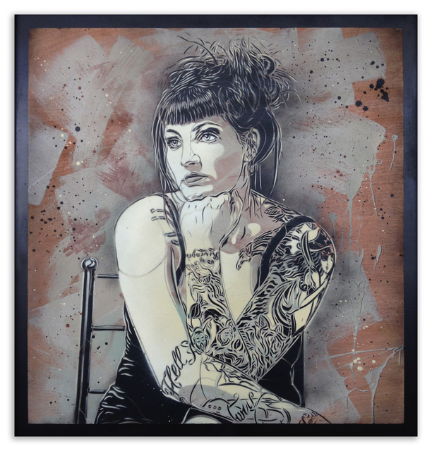 , 'Revenge,' 2014, StolenSpace Gallery