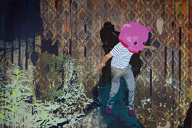 , 'Kiss Chase,' 2010, Andipa