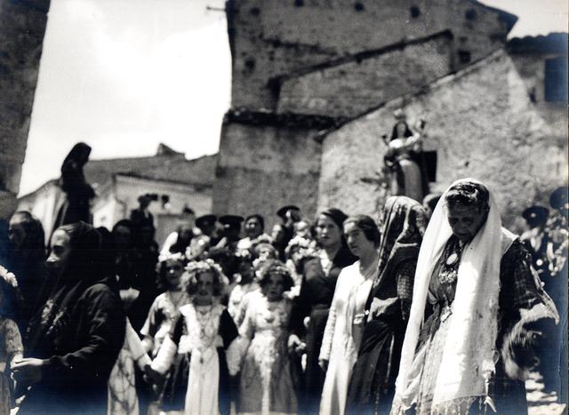 Pasquale de Antonis, 'Rapino Abruzzo Little Virgins fair', 1935, Bertolami Fine Arts