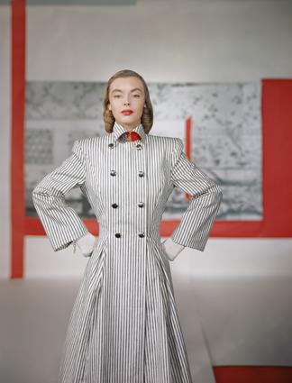 Horst P. Horst, 'Coats by Connie Adams', 1946, Bernheimer Fine Art