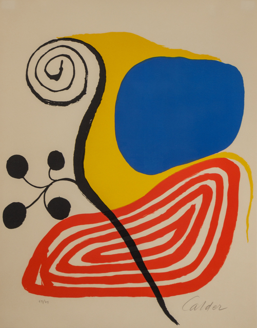Alexander Calder, 'L'as de trefle', 1971, Hindman