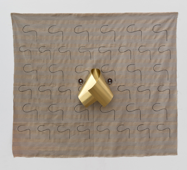 ", '""Thumb Ribbon (brass)"",' 2015, Overduin & Co."