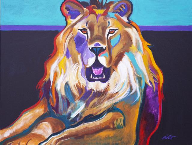 , 'Leo,' 2015, Ventana Fine Art