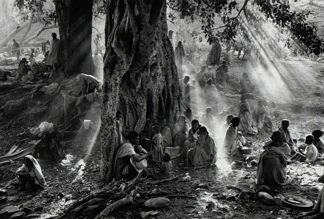 Sebastião Salgado, 'Tigray, Ethiopia', 1985, Photography, Silver gelatin print, Galerie Bene Taschen