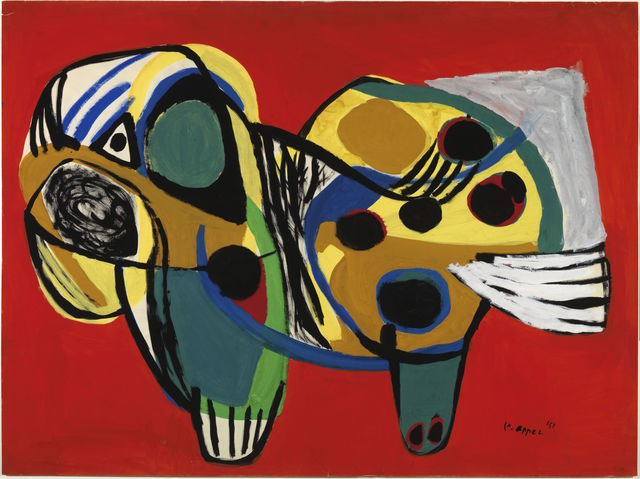 , 'Animal n° 14,' 1951, Centre Pompidou