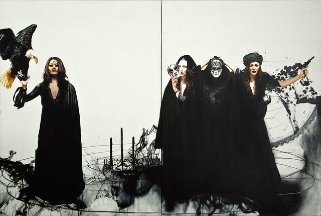 , 'Power ,' 2013, Ayyam Gallery