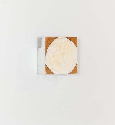 Cordy Ryman, 'Moon #2', 2020, Painting, Acrylic on wood, Freight + Volume