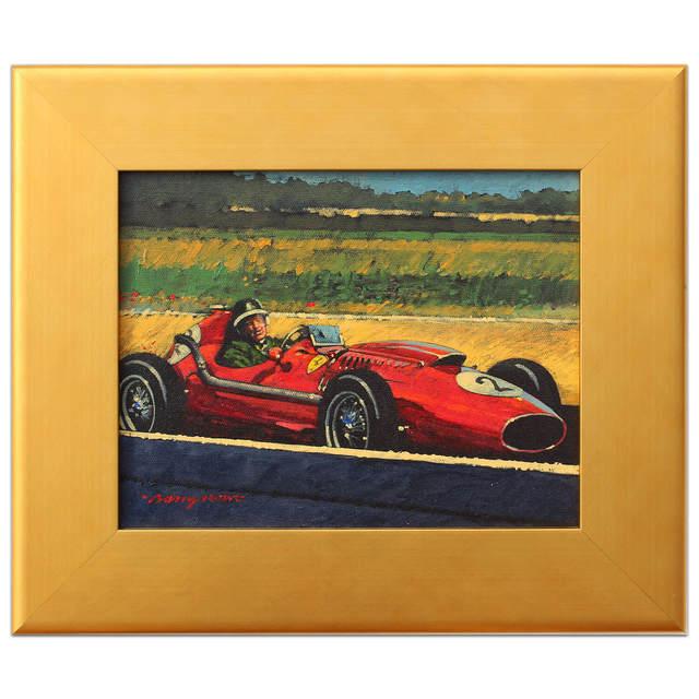 , 'Mike Hawthorn - Ferrari Dino   Automotive   Car,' 2012, Whyte Fine Art