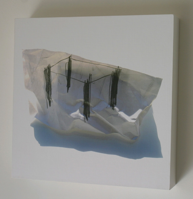 , 'Table in Pencil,' 2011, David Richard Gallery