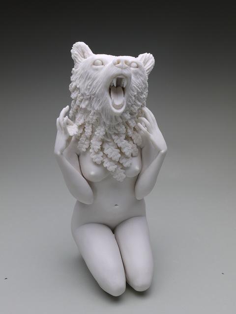 , 'Delicate Dependency: Brown Bear With Oak Adaptation,' 2016, Abmeyer + Wood Fine Art