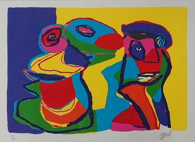 Karel Appel, 'No title', ca. 1970, Le Coin des Arts