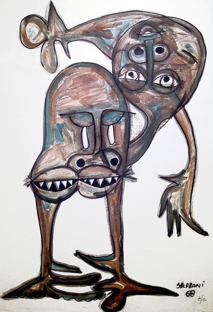 , 'Untitled (Liberation War series),' 1968, Perve Galeria
