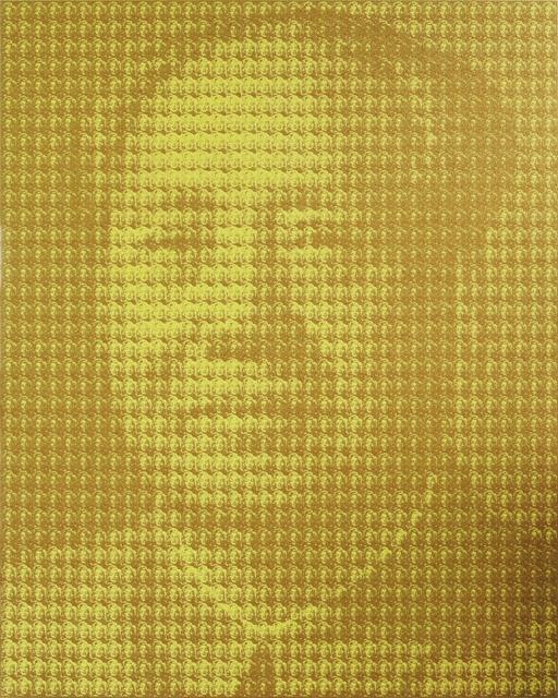 , 'Mao Zedong vs Marilyn Monroe,' 2010, Leehwaik Gallery
