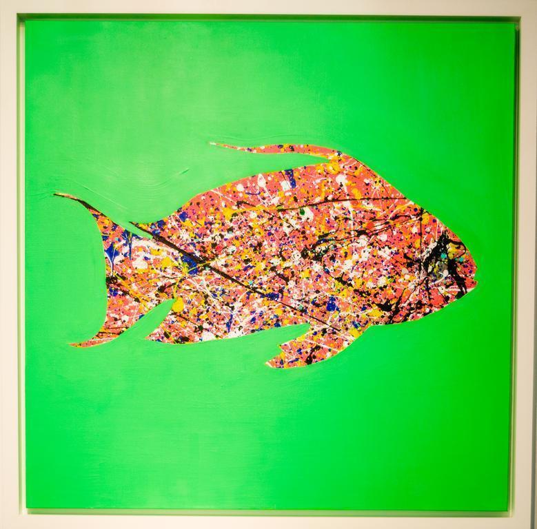 Dropfish (Green)