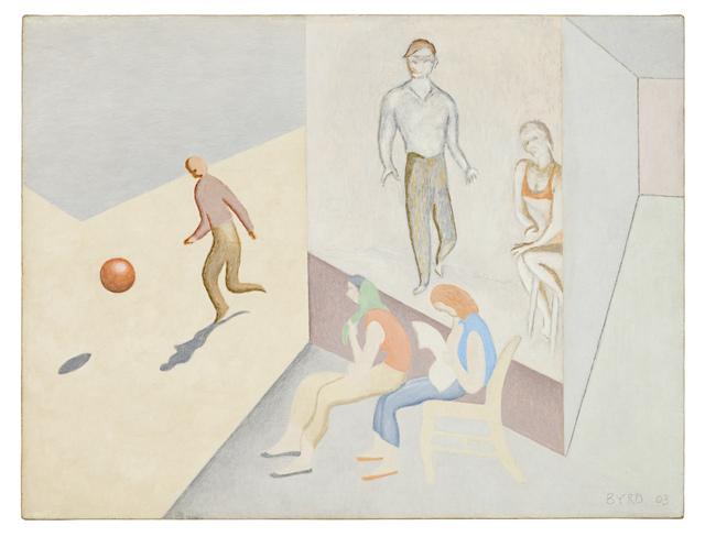 , 'Sitting Girls,' 2003, Fleisher/Ollman