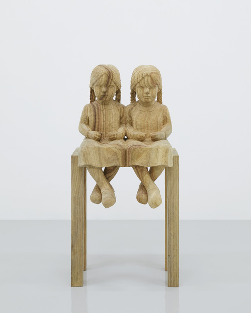 , 'double children,' 2017, Tomio Koyama Gallery
