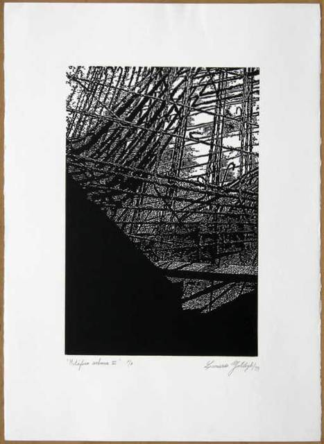 LEONARDO GOTLEYB, 'Urban metaphor VI', 1999, La Siempre Habana