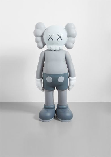 KAWS, '4 FOOT COMPANION (GREY)', 2009, Marcel Katz Art