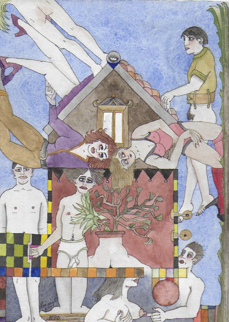 , 'Entre Comillas No 090,' , LAMB Arts