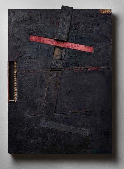 , 'Asher,' , Bill Lowe Gallery