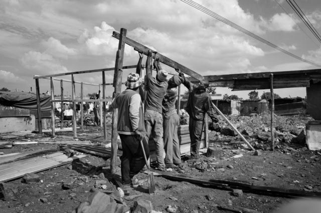 , 'Rebuilding,' 2014, Goodman Gallery