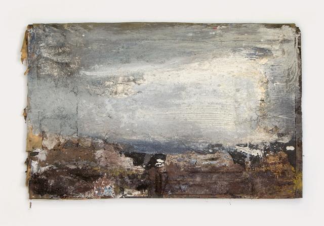 , 'Brown Coast, Estuary, Grey Sky,' , Anima-Mundi