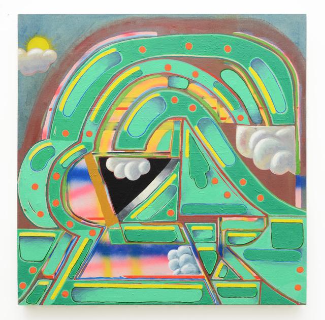 Ryan Callis, 'Sha Bang-Bang', 2017, Edward Cella Art and Architecture