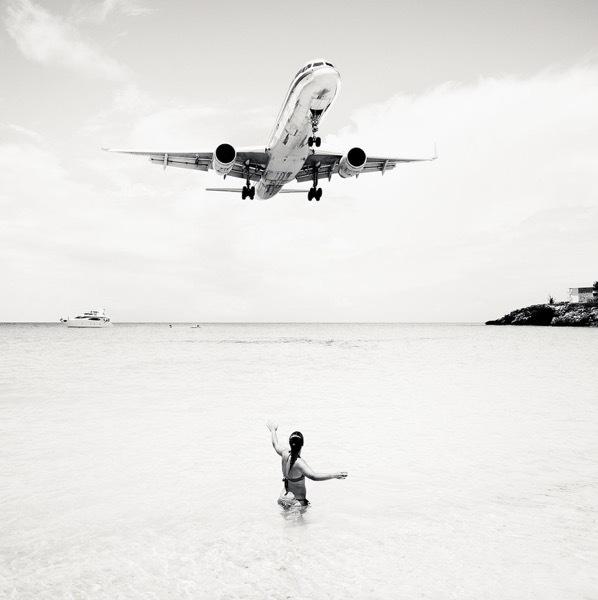 Josef Hoflehner, 'Jet Airliner 57', 2011, Photography, Archival pigment print, Heather Gaudio Fine Art