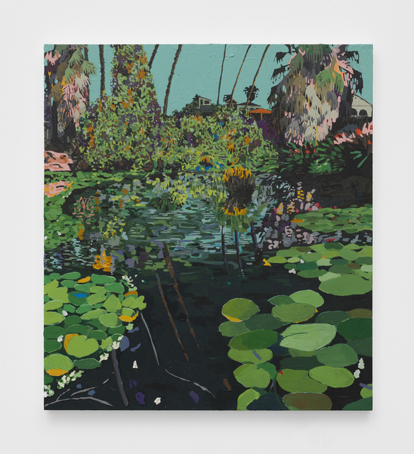 Hilary Pecis, 'Echo Park Lake', 2018, The Pit
