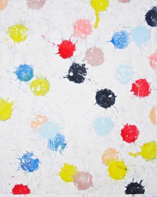Nicole Charbonnet, 'Erased Dots ', 2006, Winston Wächter Fine Art