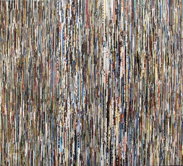 Alejandra Padilla, 'Volumen II - Series Papiros', 2001, Diana Lowenstein Gallery