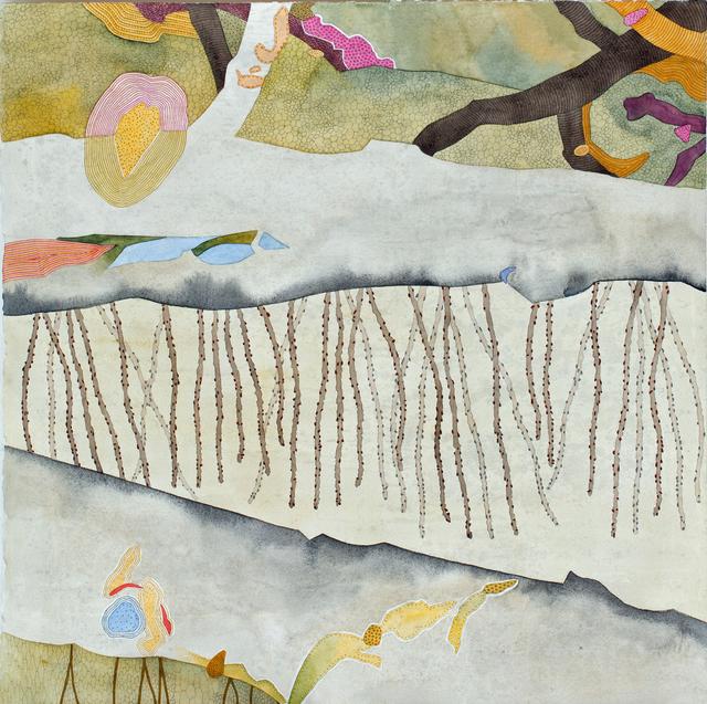 , 'Untitled VI (blowdown series),' 2018, Michael Warren Contemporary