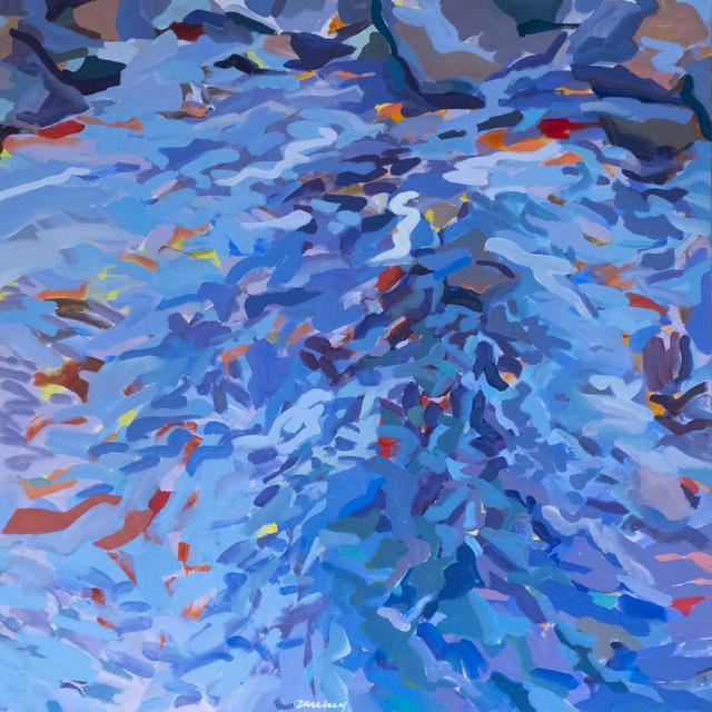 Sol Zaretsky, 'Rocks & Reflections II', ca. 1996, Stellars Gallery