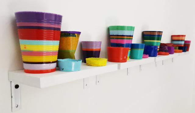 , 'Sediments,' 2018, Galeria Otros 360º