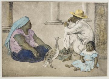 La Familia Indígena II