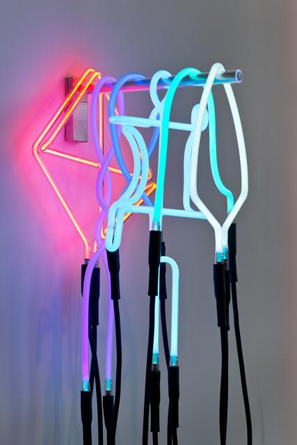 , 'Inert #2,' 2015, Kayne Griffin Corcoran