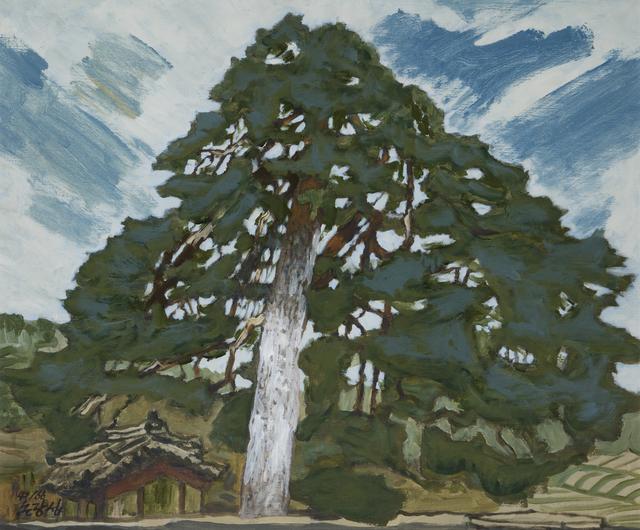 , 'Bansong in Uljin,' 2007, Hakgojae Gallery