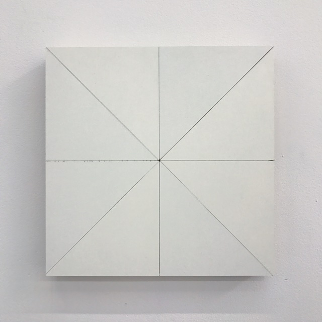 , 'Little Cross,' 2018, Spencer Brownstone Gallery