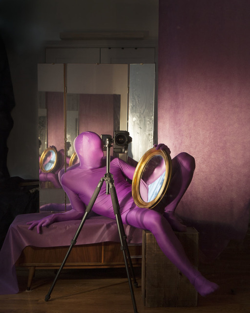 , 'Color Portrait VI,' 2020, The Olympia Project