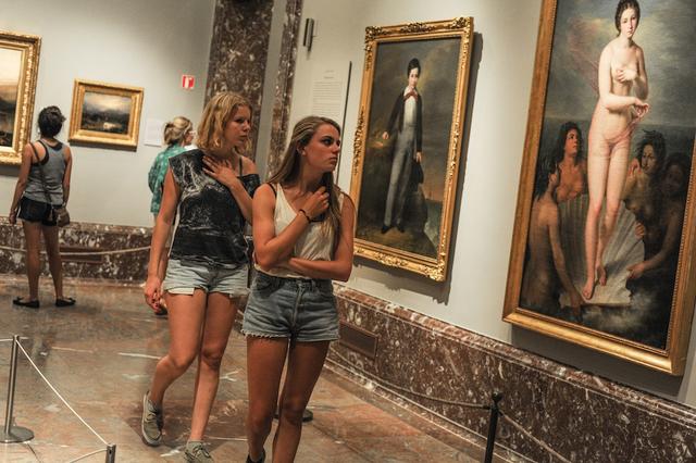 , 'Prado Museum, Spain,' 2008, Anastasia Photo