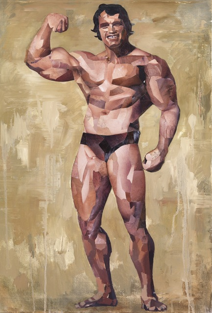 , 'Arnie (Onan the Barbarian),' 2011, Circle Culture Gallery