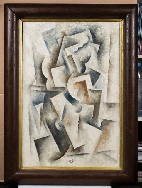 Robert Marc, 'Composition', Leclere