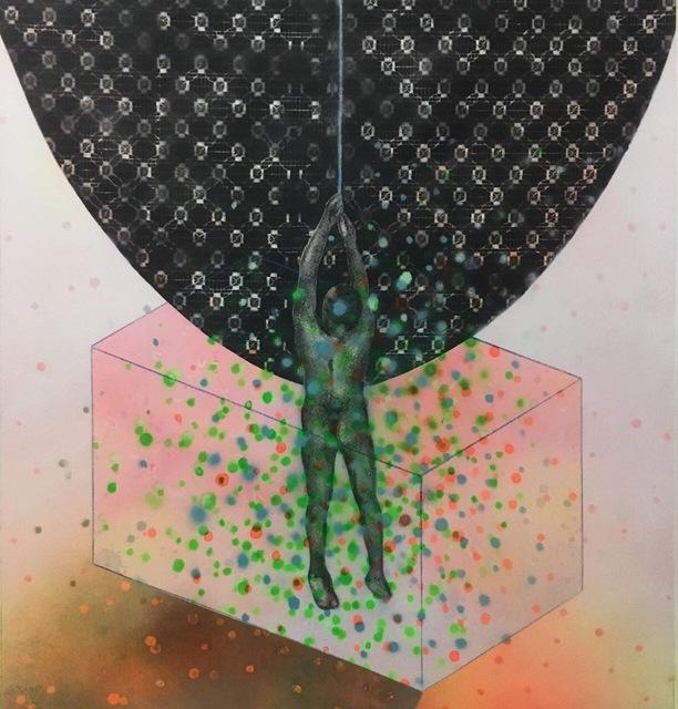 , 'Untitled VII (Vessels: Constellations & Sediments IV),' 2017-2018, ARTLabAfrica