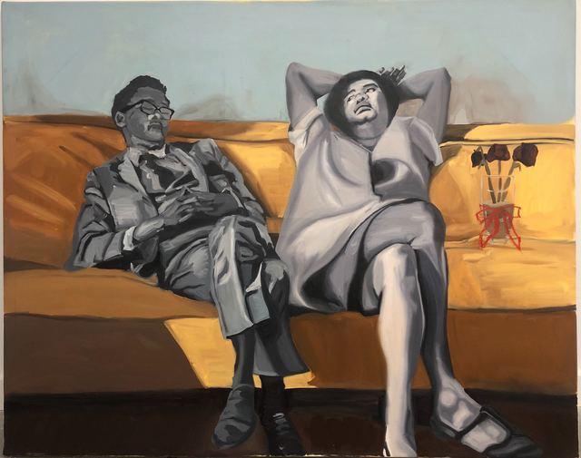 , 'Say A Little Prayer,' 2019, Mariane Ibrahim Gallery