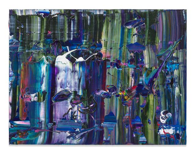 , 'Sunday Slide,' 2019, Miles McEnery Gallery