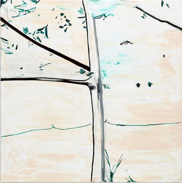 , 'A dove flying away,  I am surprised.,' 2014-2015, Mizuma Art Gallery