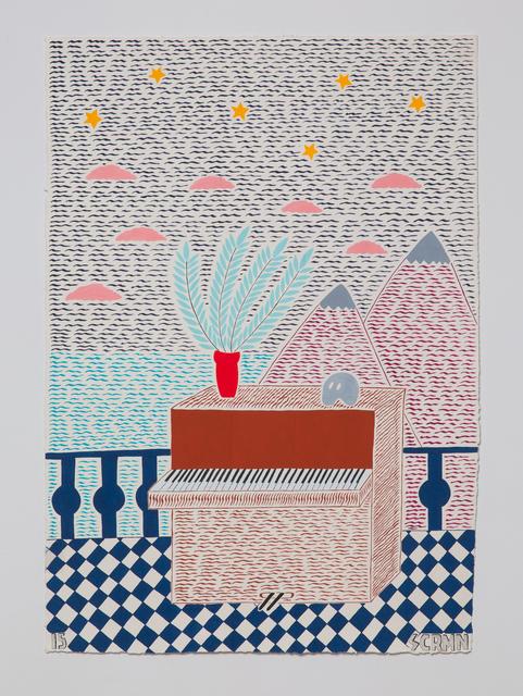 , 'Romantic piano concert,' 2015, Hans Alf Gallery
