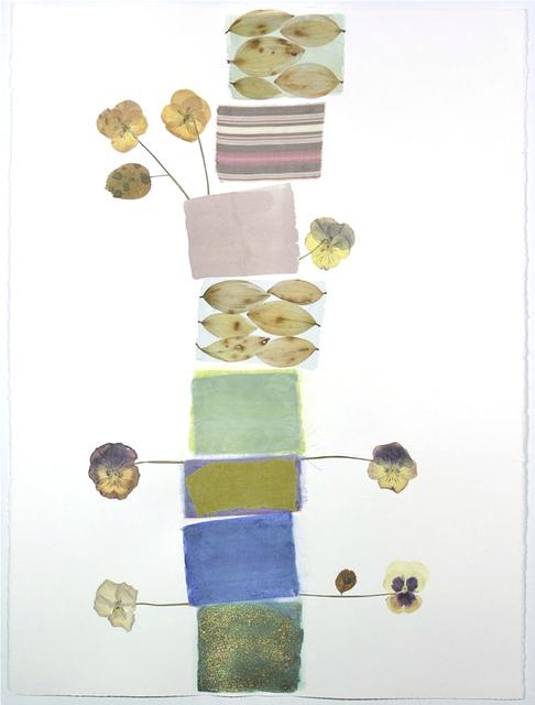 , 'Pansy Stack,' 2015, Kathryn Markel Fine Arts