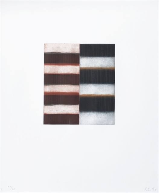 Sean Scully, 'Untitled (from Seven Mirrors)', 1997, Kunzt Gallery